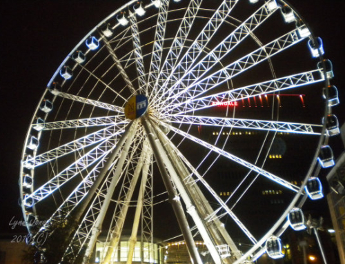 Big Wheel Manchester – Stage