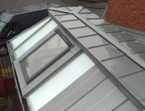 Specialist Roofing – Conservatory