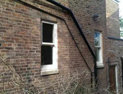 Sash Window Fit – Adding Natural Light